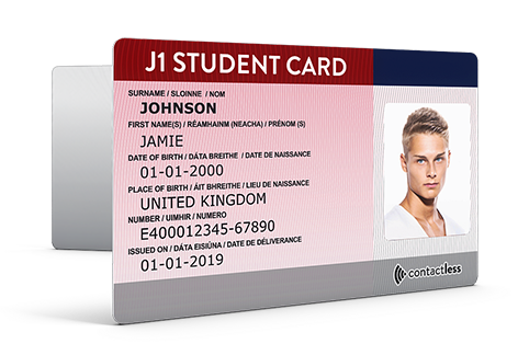 Irish Student Card