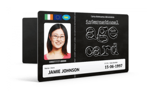 International ID Card
