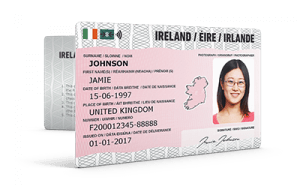 Irish ID Card